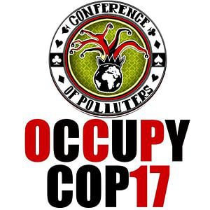 Profile picture for Occupy Cop17