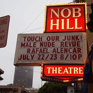 Profile picture for Nob Hill Theatre TV