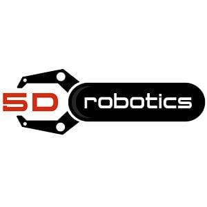 Profile picture for 5D Robotics