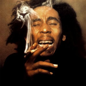 Profile picture for bob marley