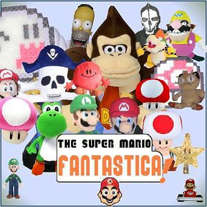 Profile picture for The Super Mario Fantastica!