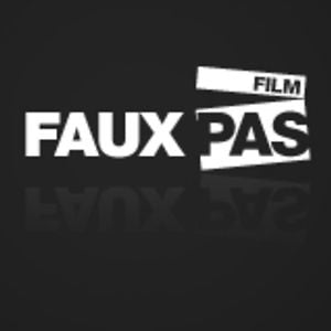 Profile picture for FAUX PAS FILM