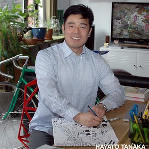 Profile picture for Hayato Tanaka