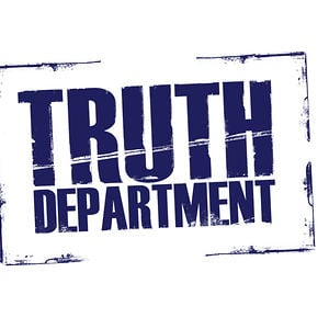 Profile picture for Truth Department