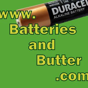 Profile picture for Batteries and Butter - 9 Volt