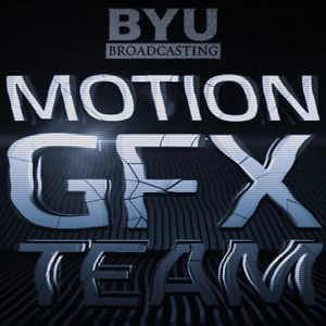Profile picture for BYU Broadcasting GFX Team