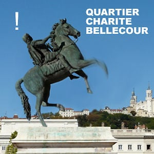 Profile picture for Quartier Charité Bellecour Lyon