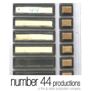 Profile picture for Number 44 Productions