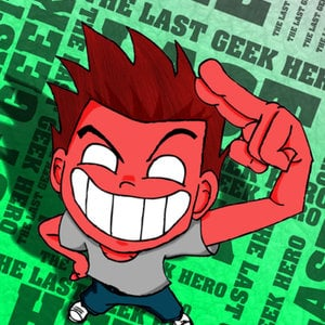 Profile picture for The Last Geek Hero