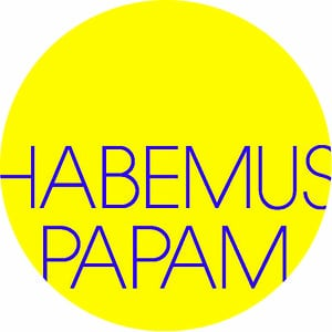 Profile picture for Habemus papam