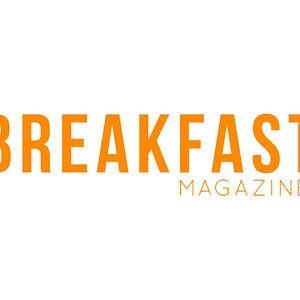 Profile picture for Breakfast Magazine