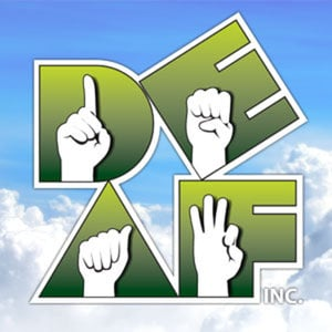 Profile picture for DEAF Inc