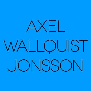 Profile picture for Axel W. Jonsson