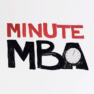 Profile picture for Minute MBA by OnlineMBA.com