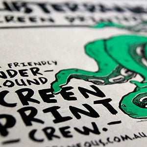 Profile picture for Subterraneous Screen Printers