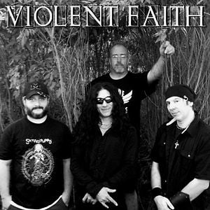 Profile picture for Violent Faith