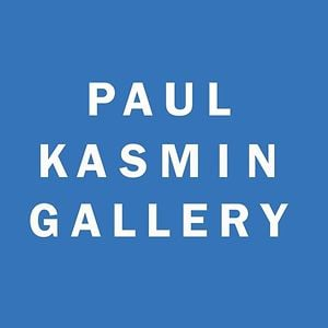 Profile picture for Paul Kasmin Gallery