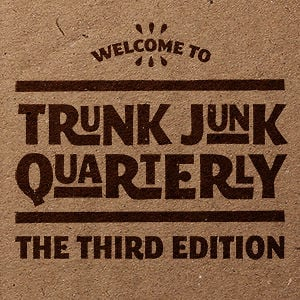 Profile picture for Trunk Junk Magazine