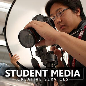Profile picture for Student Media Creative Services
