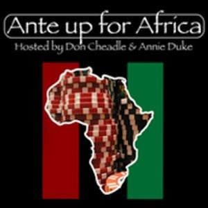 Profile picture for Ante Up For Africa