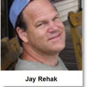Profile picture for Jay Rehak