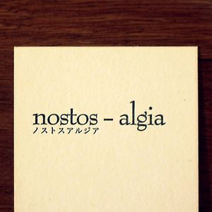 Profile picture for nostos-algia