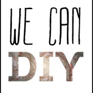 Profile picture for We Can DIY