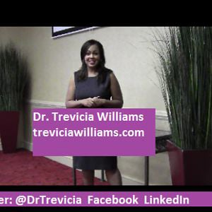 Profile picture for Dr. Trevicia