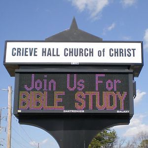 Profile picture for Crieve Hall Church of Christ