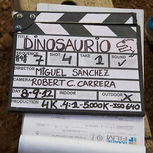 Profile picture for DINOSAURIO, el cortometraje