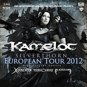 Profile picture for Kamelot Official Vimeo