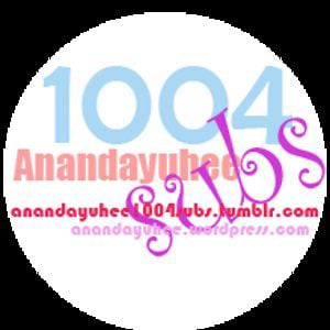 Profile picture for anandayuhee1004subs