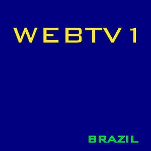 Profile picture for WEB TV 1 - BRAZIL