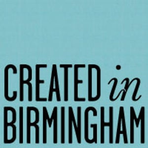 Profile picture for Created in Birmingham