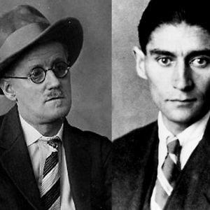 Profile picture for James Joyce & Franz Kafka