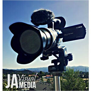 Profile picture for JA Visual Media