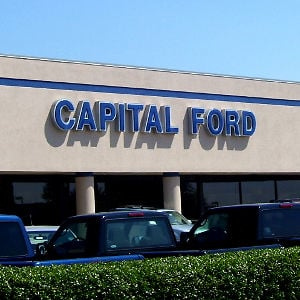 Profile picture for Capital Ford