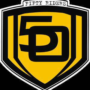 Profile picture for 50 Riders Lifestyle Brand