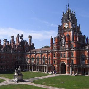 Profile picture for SMLLC, Royal Holloway, London