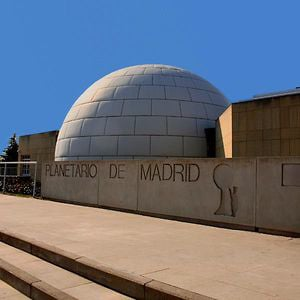 Profile picture for Planetario de Madrid