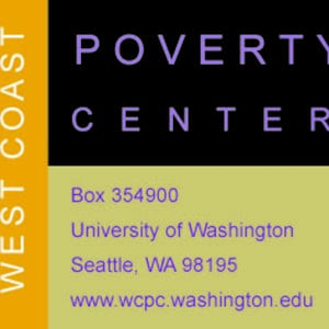 Profile picture for West Coast Poverty Center