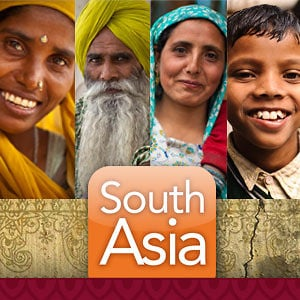 Profile picture for South Asia