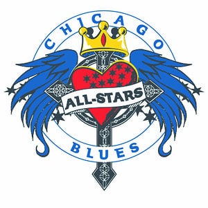 Profile picture for Chicago Blues All-Stars