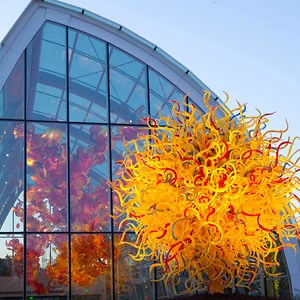 Profile picture for Chihuly Garden and Glass