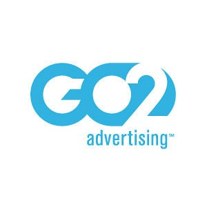 Profile picture for GO2 Advertising