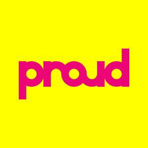 Profile picture for proud magazine