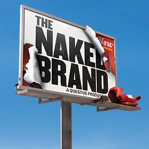 Profile picture for The Naked Brand