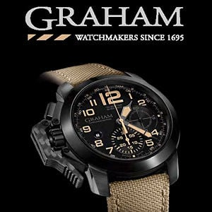 Profile picture for GRAHAM - Watchmakers since 1695