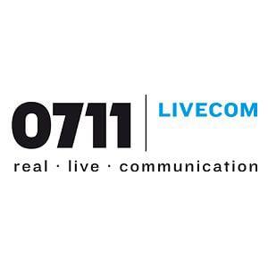 Profile picture for 0711Livecom GmbH