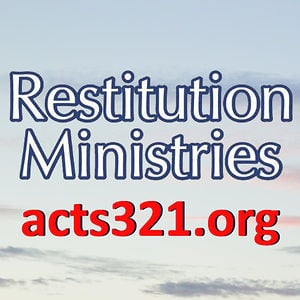 Profile picture for Restitution Ministries